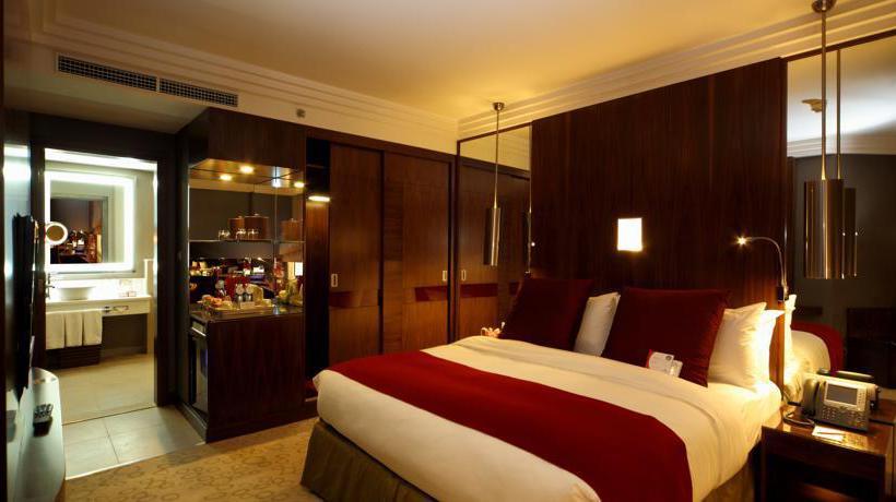 Camera Hotel Crowne Plaza Riyadh Minhal