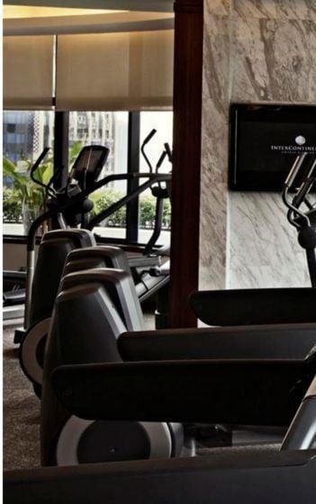 Sports facilities Hotel Intercontinental Bangkok