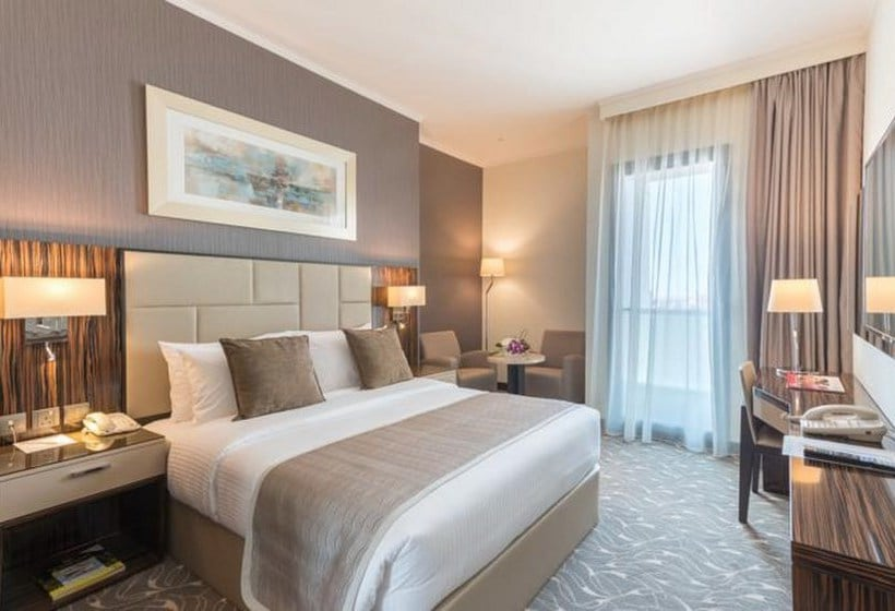 Hôtel Hawthorn Suites by Wyndham Abu Dhabi Abou Dabi