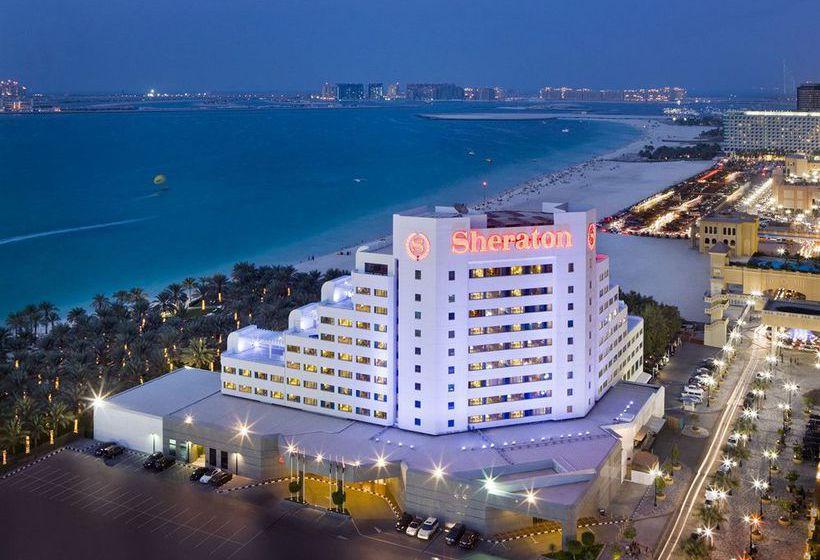 Chambre Hôtel Sheraton Jumeirah Beach Resort Dubaï