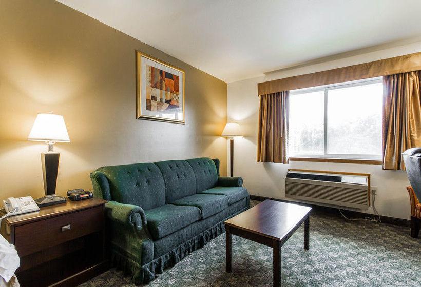 Hôtel Comfort Inn Edgerton