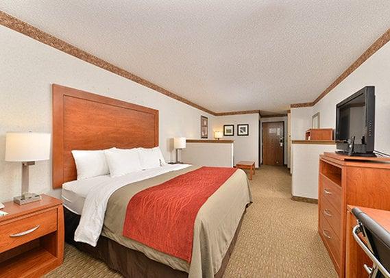 Hôtel Comfort Inn Valentine