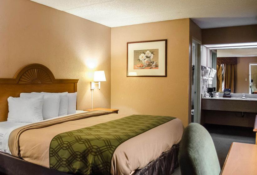 فندق Econo Lodge Saraland