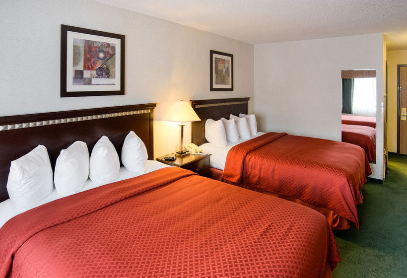 Hotel Quality Inn Northtown Coon Rapids