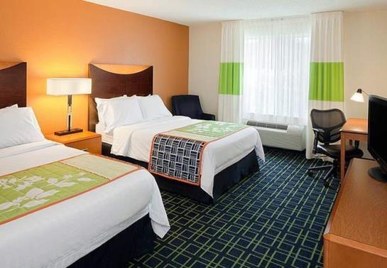 Hotel Fairfield Inn by Marriott Fayetteville