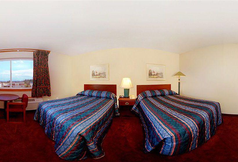 Hotel Rodeway Inn North Seattle