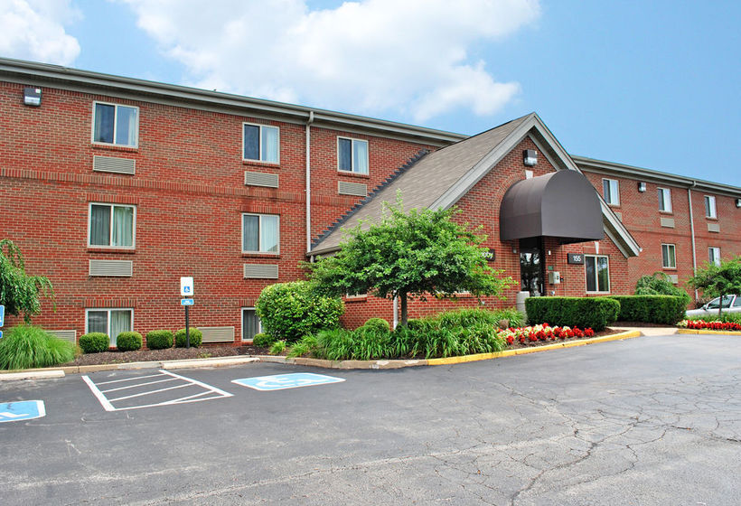 Hotel Extended Stay America St Louis Airport Chapel Ridge Road Hazelwood