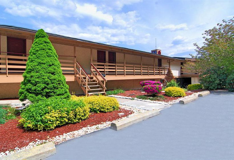 Hôtel Econo Lodge Clarks Summit