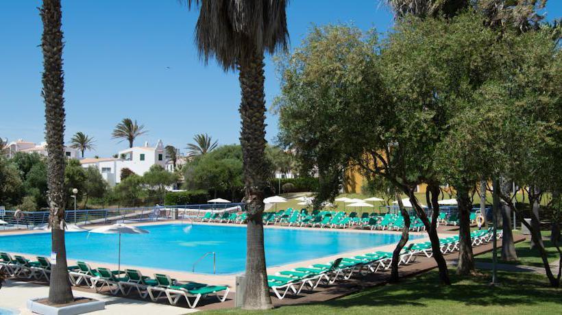حمام سباحة Aparthotel Blanc Palace سيوداديلا
