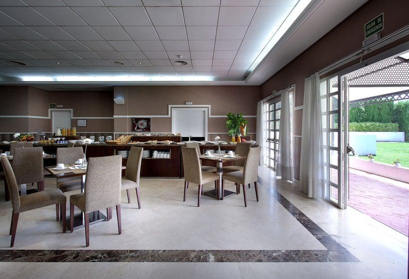 Cafetería Exe Gran Hotel Solucar Sanlucar la Mayor