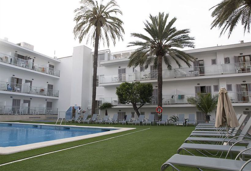 Aussenbereich Hotel Eix Alcudia - Adults Only Port d'Alcudia