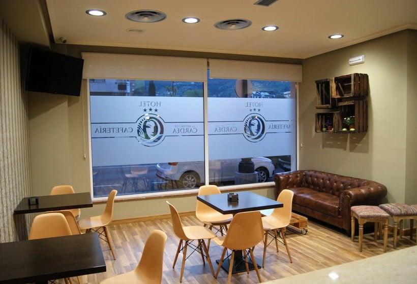 Caffetteria Hotel El Retiro de Cardea Oviedo