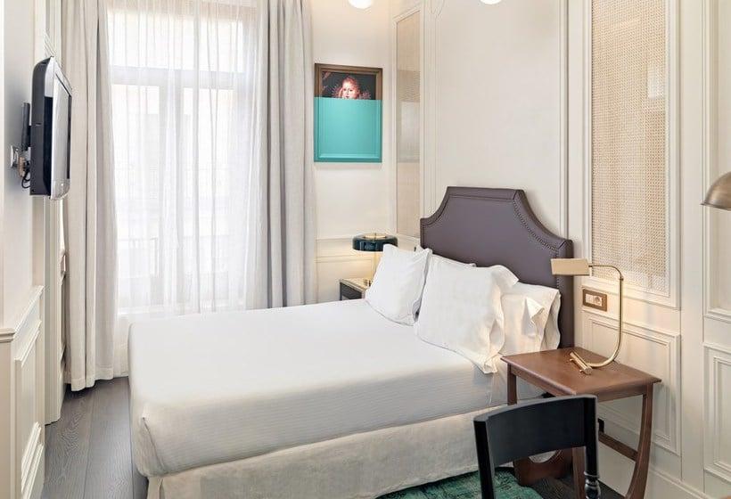 Zimmer H10 Villa de la Reina Boutique Hotel Madrid