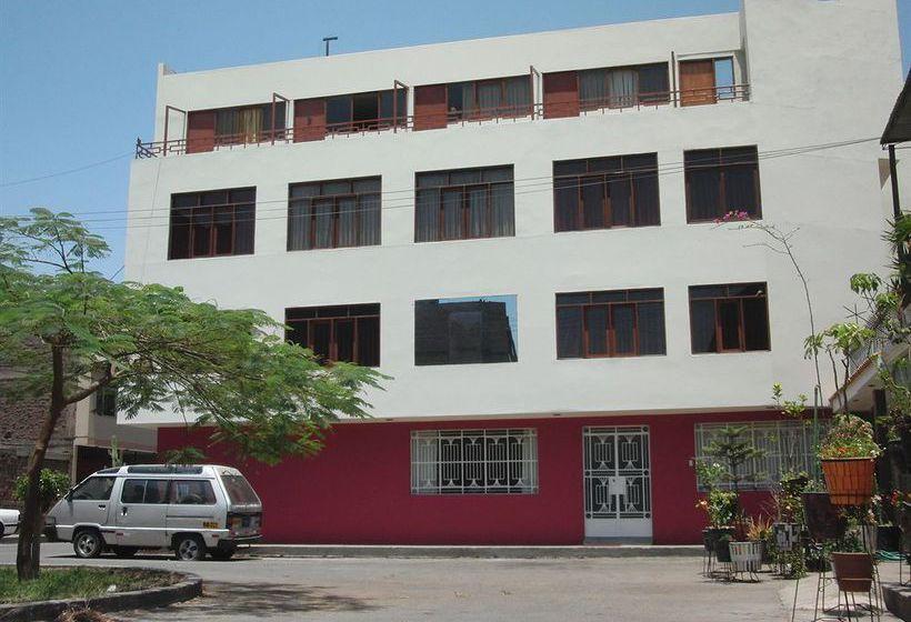 Hostal Residencial Victor リマ
