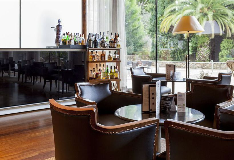 Cafeteria Hotel AC Palacio del Carmen Santiago de Compostela