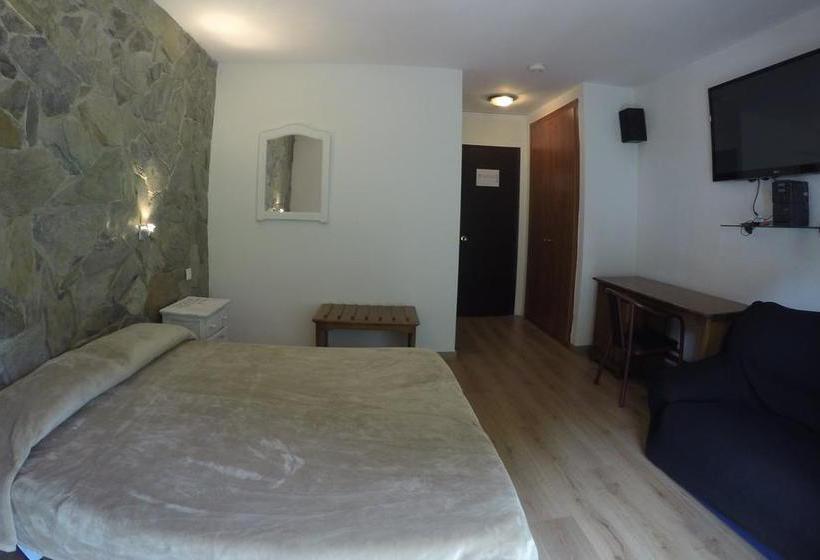 Quarto Hotel Erts La Massana