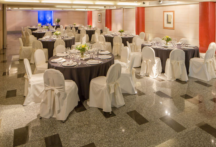 Meeting rooms Hotel Hesperia A Coruña A Corunya