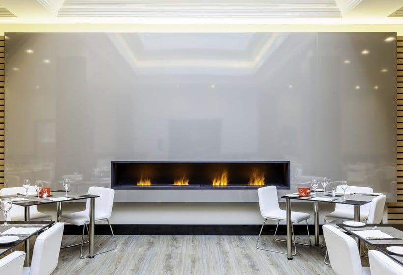 Restaurant Hôtel Ilunion Suites Madrid