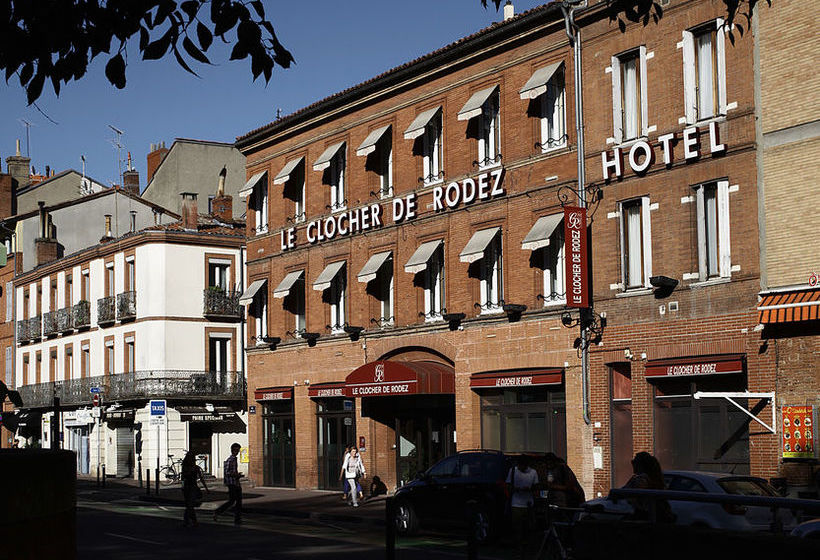 Hotel Le Clocher de Rodez Toulouse