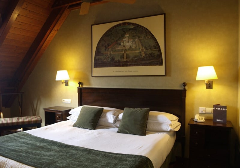 Room Hotel Saliecho Formigal