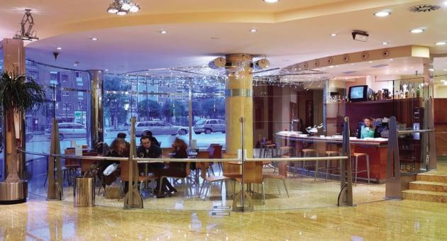 Hôtel Silken Monumental Naranco Oviedo