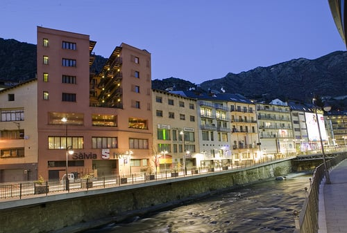 Hotel Sàlvia d'Or Andorra-a-Velha