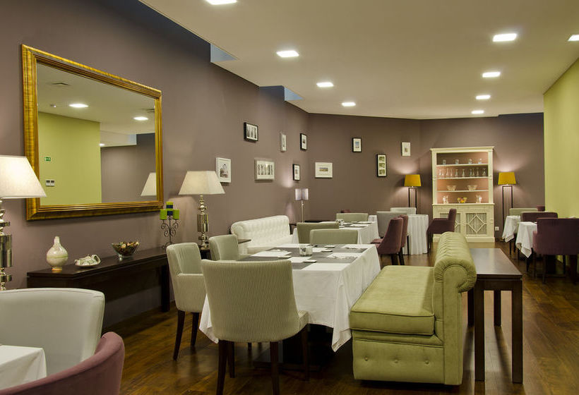 هتل VIP Executive Saldanha لیسبون