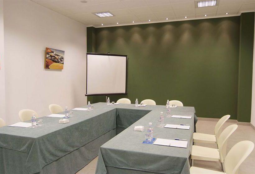 اتاق جلسه هتل Tryp Valencia Feria والنسیا