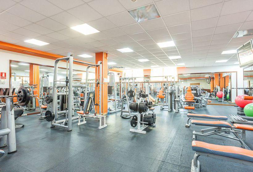 Sports facilities 4R Regina Gran Hotel Salou