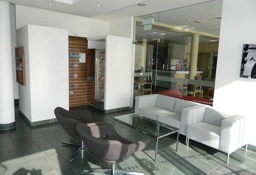 Hotel Hilton Garden Inn Glasgow City Centre