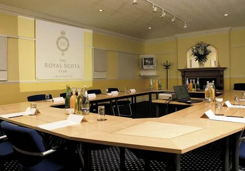 Hotel The Royal Scots Club Edimburgo