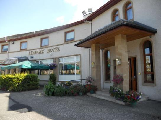 Leapark Hotel Grangemouth Phone Number