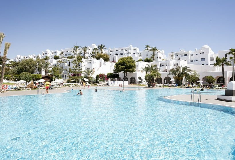 Swimming pool Apartamentos Best Pueblo Indalo Mojacar