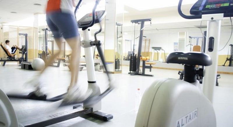 Sports facilities Aparthotel Advise Reina Vera