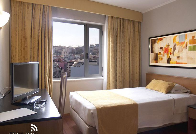 Room Hotel 3K Madrid Lisbon