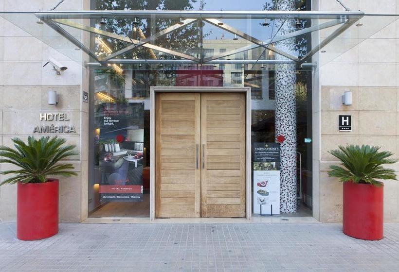 Hotel America Barcellona