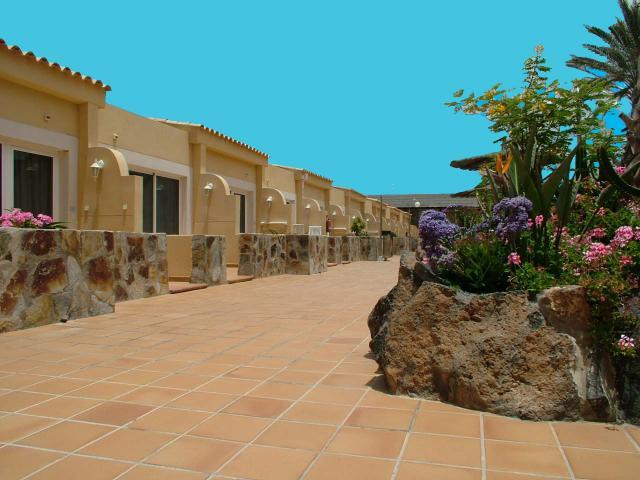Extérieur Hôtel Arena Suite Fuerteventura Corralejo