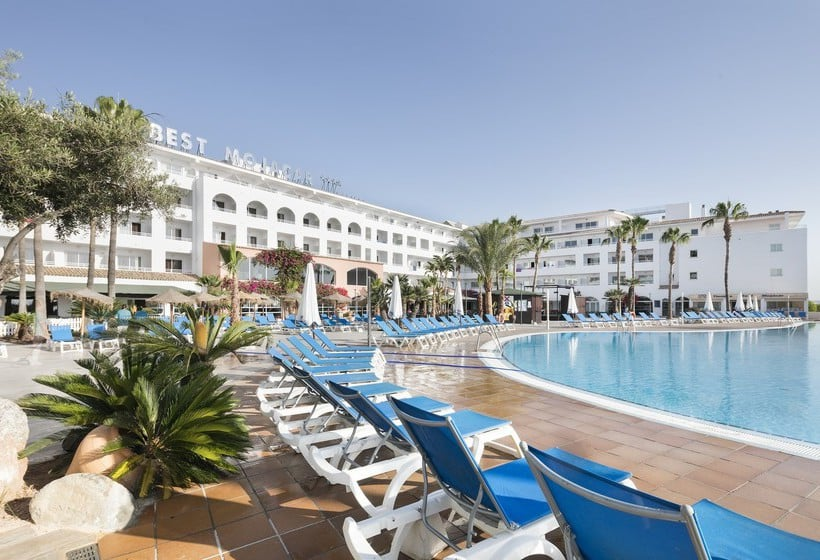 Swimming pool Hotel Best Mojácar Mojacar