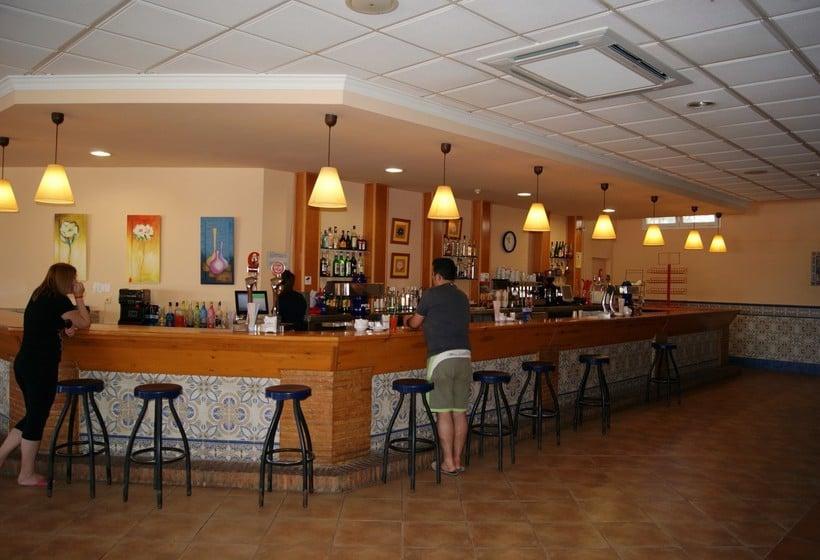 Cafetaria Hotel Best Mojácar