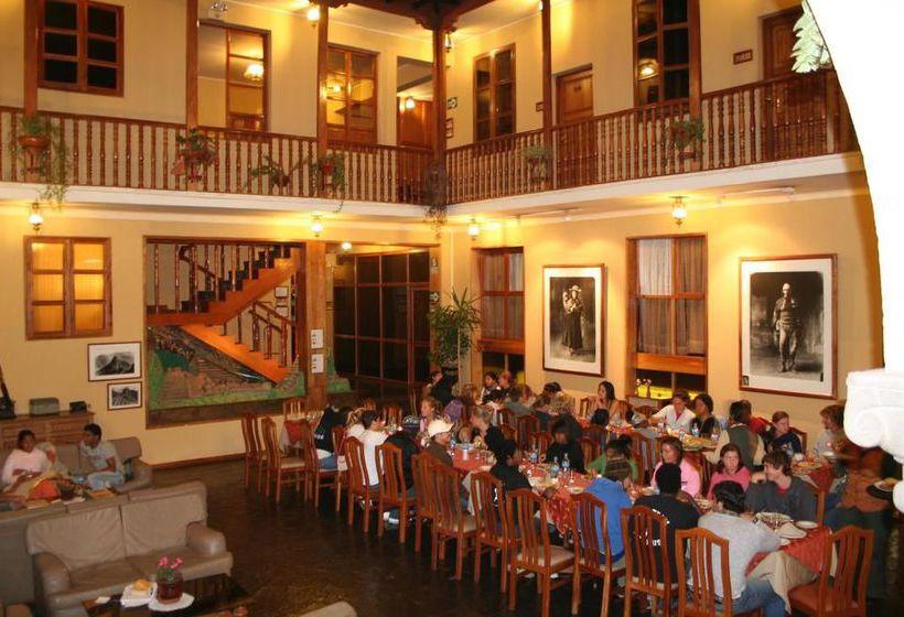 Hotel Best Western Los Andes de America Cuzco