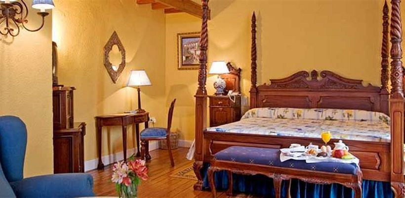 Hotel Cortijo La Reina Málaga