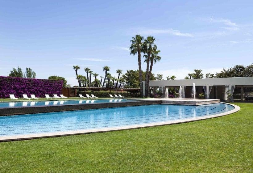 Hotel Fairmont Rey Juan Carlos I In Barcelona Starting At 67 Destinia