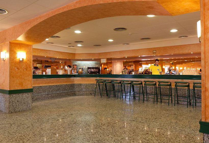 커피점 호텔 H Top Royal Star & Spa 로렛 드 마르