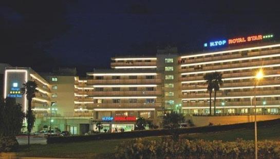 호텔 H Top Royal Star & Spa 로렛 드 마르