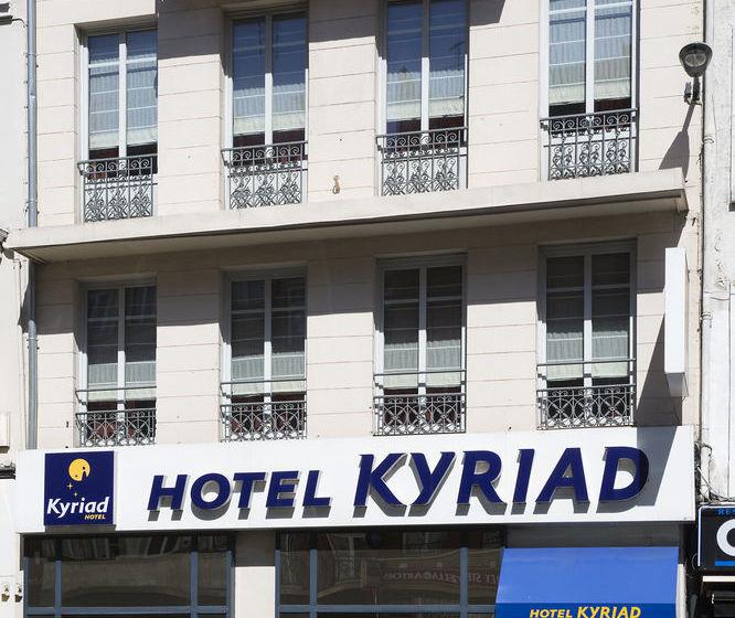 Hôtel Kyriad Lille Centre Gares