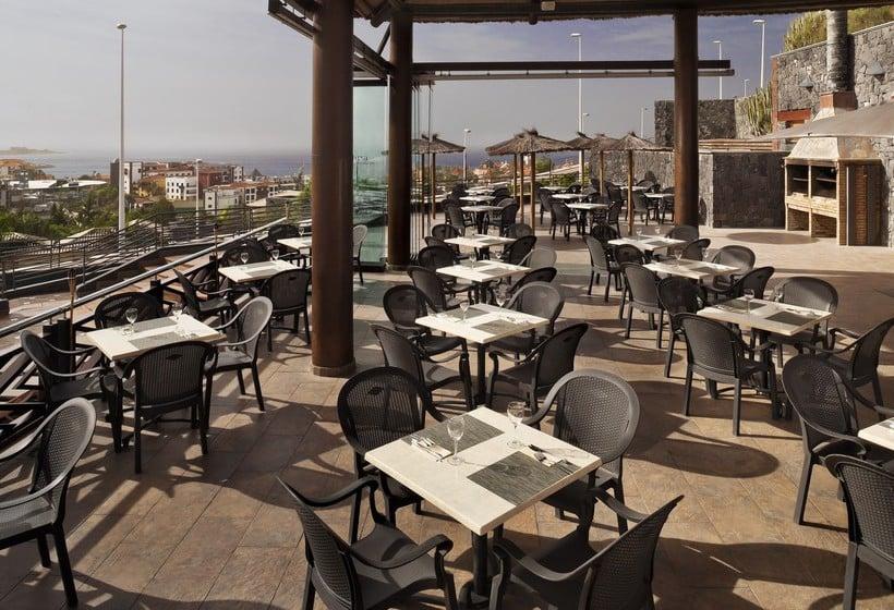 Restaurant Hotel Meliá Jardines del Teide Costa Adeje