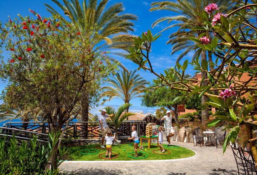 Children?s facilities Hotel Meliá Jardines del Teide Costa Adeje