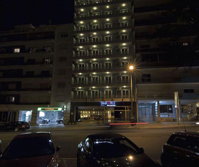 Hôtel Sana Rex Lisbonne