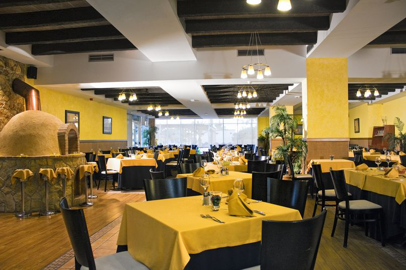 Restaurant Hotel Servigroup Marina Mar Mojacar