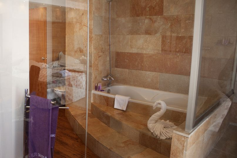 Bathroom Hotel Servigroup Marina Playa Mojacar